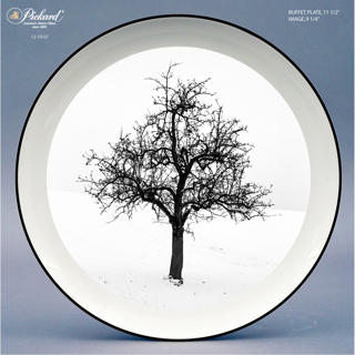 St. Gallen Buffet / Oversized Dinner Plate