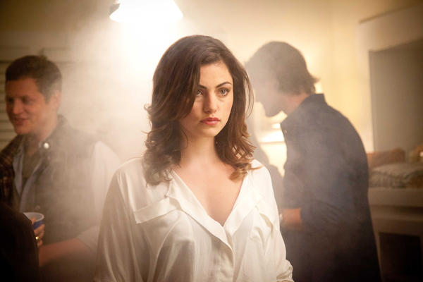 Miles Fisher - music video Don't Let Go with Phoebe Tonkin