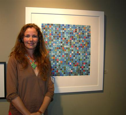River Sunset wins Honorable Mention at Lighthouse Center for the Arts